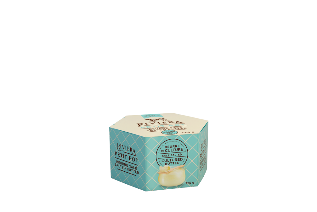 Maison Riviera Salted Cultured Butter 125 G