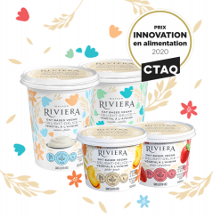 Oat Based Vegan Delight CTAQ 2020 Food Innovation Award