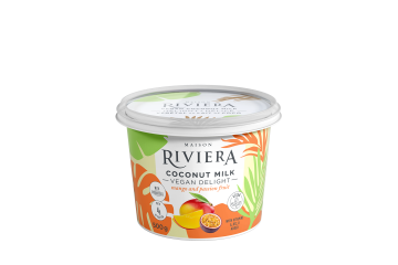 Maison Riviera Coconut Milk Vegan Delight Mango Passion Fruit